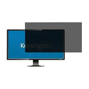 Kensington 626485 Privacy Filter 2 Way Removable 23 inch Widescreen 16:9
