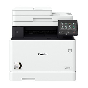 Canon i-Sensys MF742CDW A4 Colour Laser Multifunction