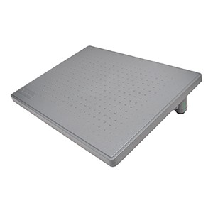 Kensington K50416EU SmartFit SoleMate foot rest Grey