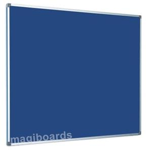 Magiboards Fire Retrdnt Alu Frame Flt Ntcebrd 1500x1200mm