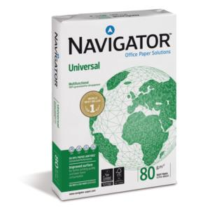 Navigator Universal Paper 80g A4 Paper [Pack of 10 Reams]