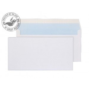 Blake Purely Everyday DL Envelopes Self Seal 80g White [Pack of 50]
