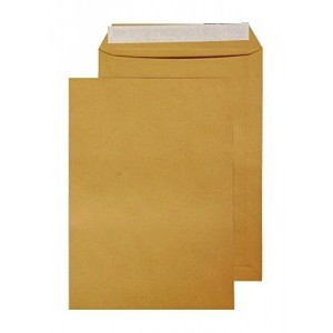 Blake Purely Everyday C4 Envelopes Peel and Seal 115g Manilla [Pack of 250]
