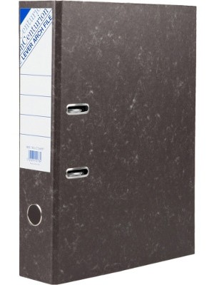 Centurion Lever Arch File Foolscap Cloud [Pack of 10]