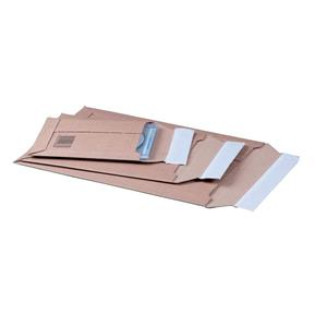 Smartbox Corryboard Envelopes 187x272x50mm A5 Brown [Pack of 25]