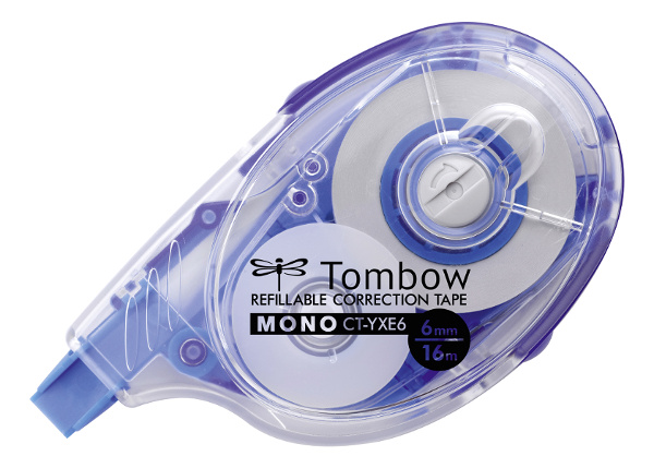 Tombow Refill for Correction Tape MONO YXE6 6mmx16m