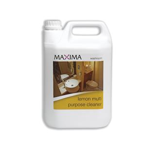 Maxima Lemon All-Purpose Cleaner 5 Litre