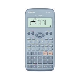 Casio FX-83GTX Scientific Calculator Blue