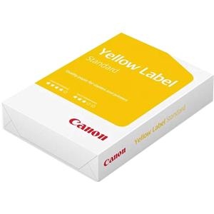 Canon Yellow Label Paper A4 80g [Pack of 5000 Sheets]