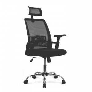 Eliza Tinsley Alpha High Back Mesh Chair with Headrest