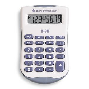 Texas Instruments TI-501 Pocket Calculator