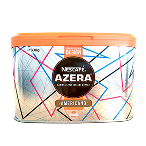 Nescafe Azera Barista Style Instant Coffee 500g [Pack of 3]