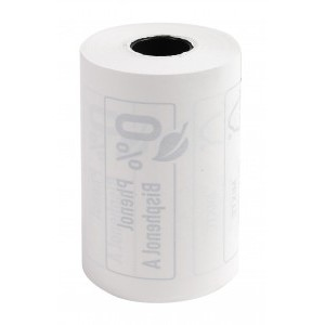 Thermal Rolls Phenol Free 55G 80x80x12mm 76mm [Pack of 10]
