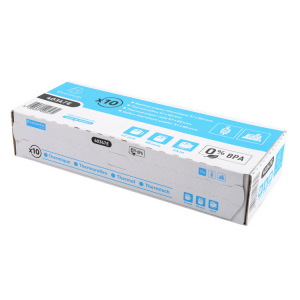 Thermal Rolls BPA Free 1 ply 55G 57x60x12 [Pack of 10]