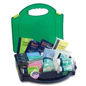 Reliance Medium First Aid Kit in Integral Aura Box BS8599-1