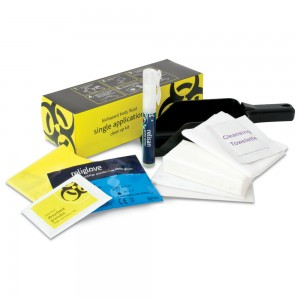 Reliance Medical Biohazard Body Spills Clean-Up Kit
