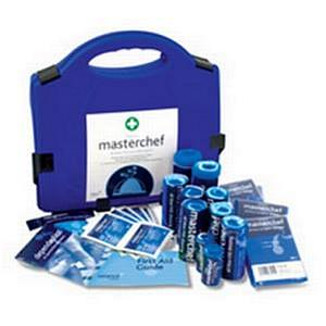 Reliance 10-Person MasterChef Blue First Aid Catering Kit