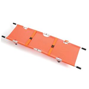Reliance RelEquip Stretcher and Alu Alloy Frame Orange