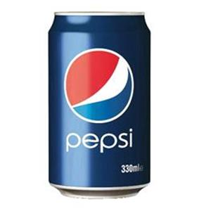 Pepsi 330ml Cans [Pack of 24]