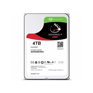 Seagate 4TB Ironwolf SATA Internal Hard Drive for NAS 3.5IN