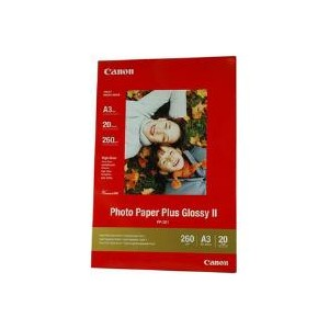 Canon 2311B020 PP201 A3 Paper 20 Sheets