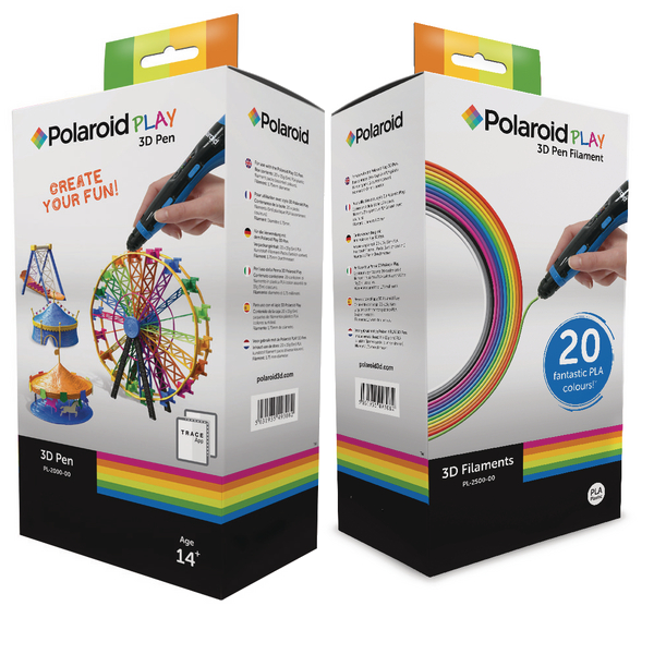 Polaroid Play 3D Pen and Filament Pack