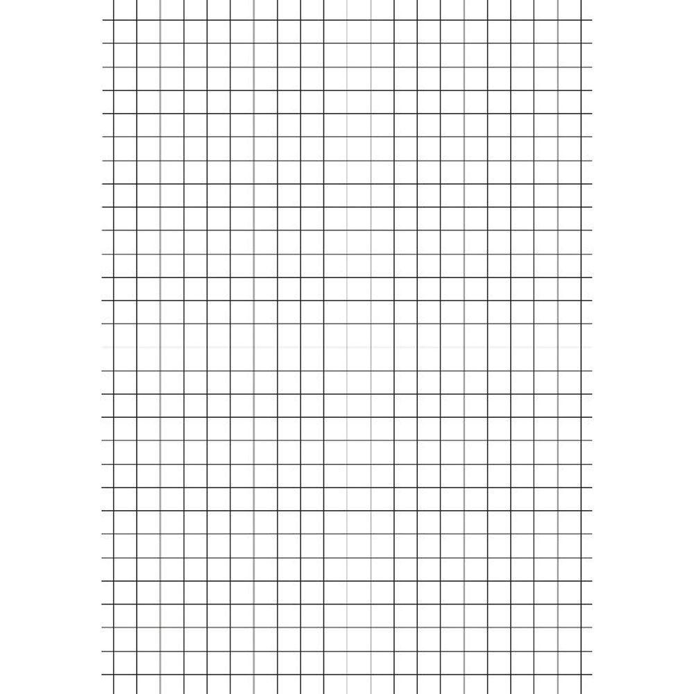 Education A4 Exercise Paper 5mm Squares 500 Sheets [Pack of 5]