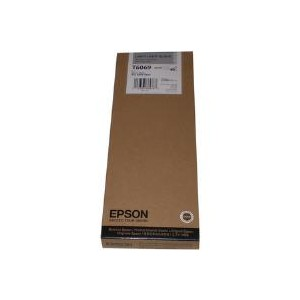 Epson T606900 Light Light Black Ink (220ml)