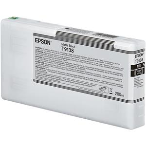 Epson SC P 5000 Matte Black Ink 200ml