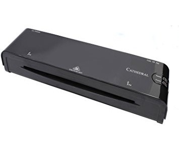 Cathedral Value A3 Laminator with Starter Pack of Pouches