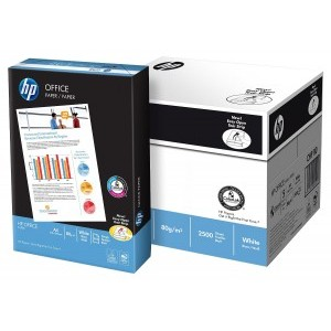 HP Copy Paper White HPC0317 [Pack of 2500 Sheets]