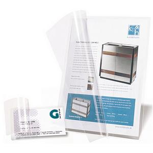 3L Self Laminating Cards 66x100mm [Pack of 100]