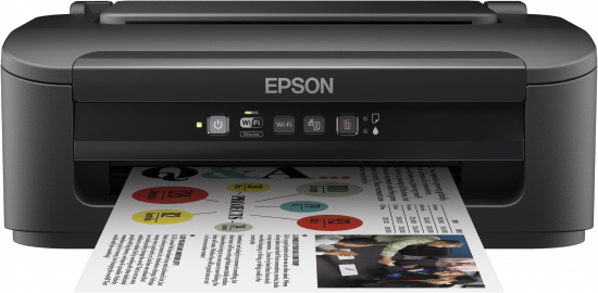 Epson Workforce WF2010W Printer