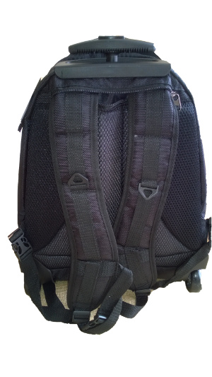 Monolith Motion II Wheeled Laptop Backpack [Alternative Picture 2]