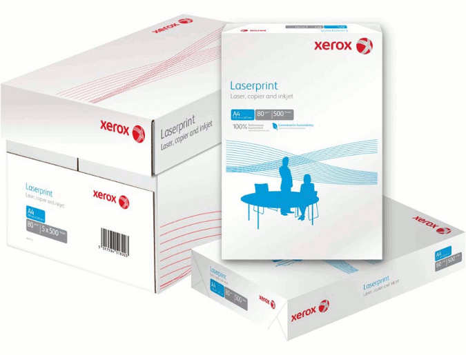 Xerox Business Copier Paper A4 80g White [Pack of 2500]