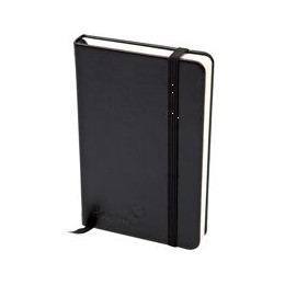 Silvine Executive Soft Feel Pocket Notebook with Marker Ribbon A5