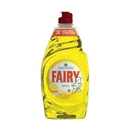 Fairy Liquid for Washing-up Lemon 450ml [Pack 2]
