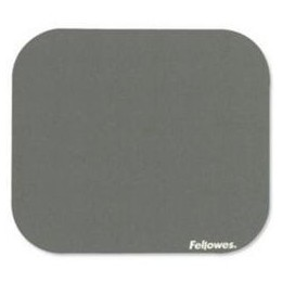 Fellowes Economy Mouse Pad Grey [Pack of 12]