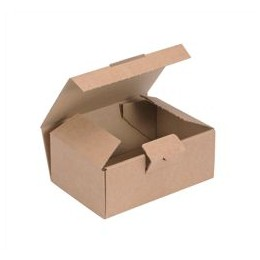 Easi Mailer Kraft Mailing Box W160xD110xH64mm Brown [Pack of 20]
