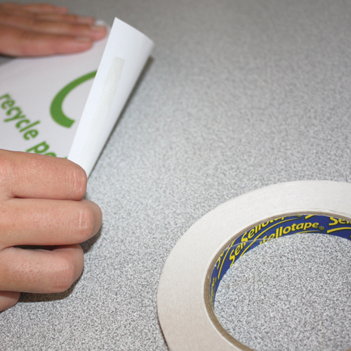Sellotape Double Sided Tape 12mmx33m [Alternative Picture 2]