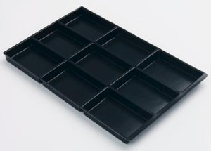 Bisley Multidrawer Insert Tray 9 Compartment