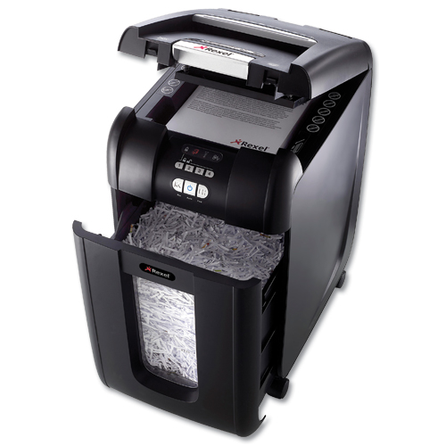 Rexel Auto+ 300X Shredder Black