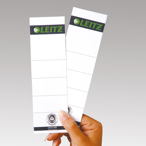 Leitz Spine Labels Self Adhesive [Alternative Picture 2]