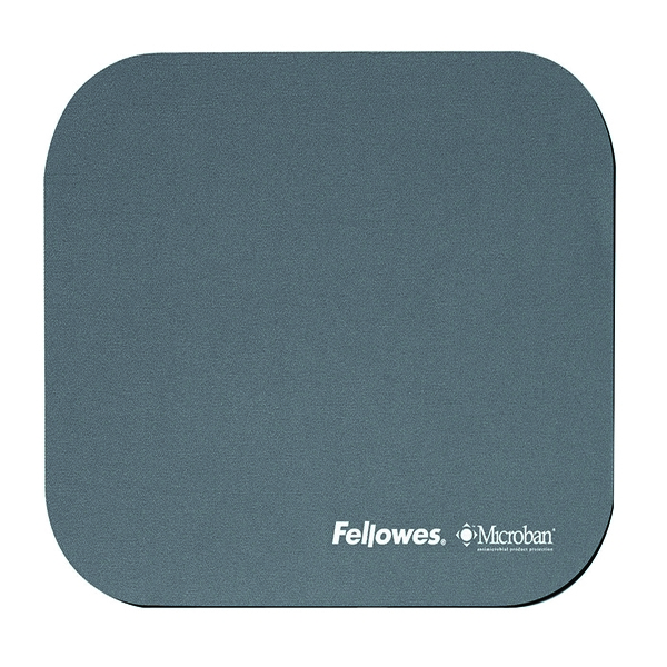 Fellowes Microban Mousepad Blue [Alternative Picture 1]