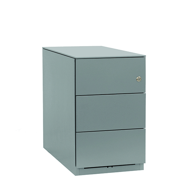 Bisley Note Pedestal 3 Stationery Drawers