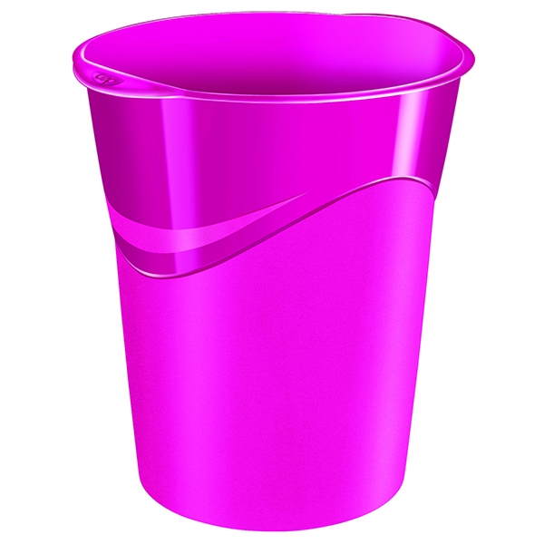 CEP Pro Gloss Waste Bin Pink [Alternative Picture 1]