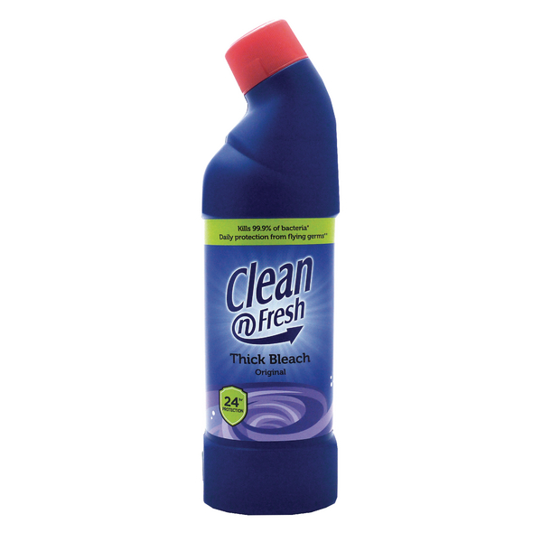 Clean and Fresh Thick Bleach 750ml