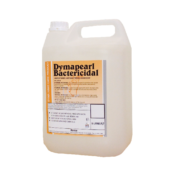 Dymabac Bacterial Hand Cleaner 5 Litre