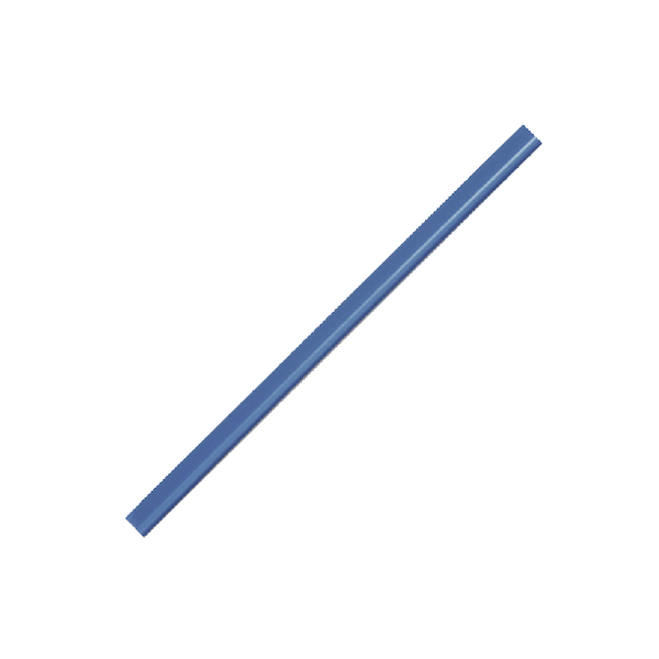 Durable Spinebar A4 6mm Blue [Pack of 100]