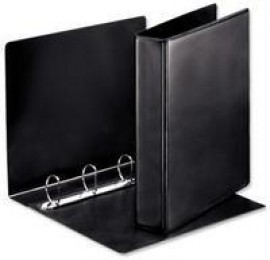 Esselte Presentaion 2-Ring Binder 25mm A4 Black
